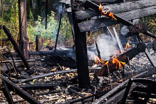 Don't Make it Easy for the Flames: Wildfire Home Protection Basics